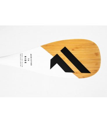 Fanatic SUP Paddle Bamboo Carbon 50 adjustable