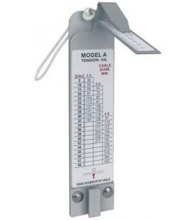 Loss & Co. Standard Spannungsmesser für Ø 5 mm bis Ø 7 mm