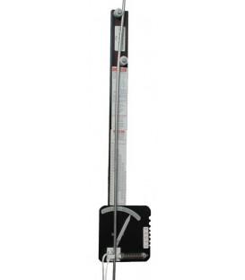 Loss & Co. Profi Spannungsmesser für Ø 4.4 mm bis Ø 7.1 mm Rod-Draht