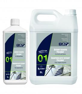 Nautic Clean N°1 Autodry Shampoo