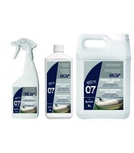 Nautic Clean N°7 Reiniger für Schlauchboote & Semi-Rigids