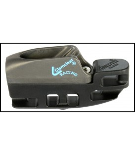 Clamcleat Aero Cleat, harteoloxiert