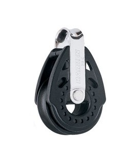 Harken 29 mm Carbo Air Block einfach fix