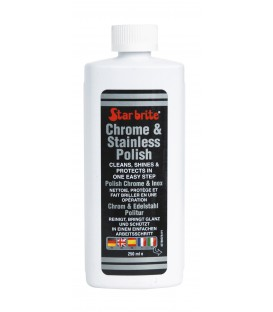 Starbrite Chromstahl-Politur, 250 ml