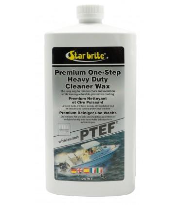 Starbrite Premium Cleaner Wax mit PTEF