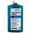 Starbrite Universalreiniger mit Schutzwachs, Sea Safe Boat Wash & Wax, 1 Liter