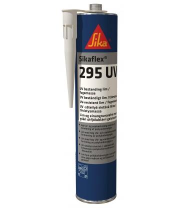 Sikaflex 295 UV resistente Klebemasse, 310 ml Kartusche, schwarz