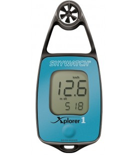 Skywatch Xplorer 1, Windmesser