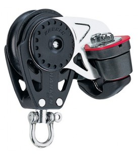 Harken 40 mm Carbo Air Block mit Carbo Cam