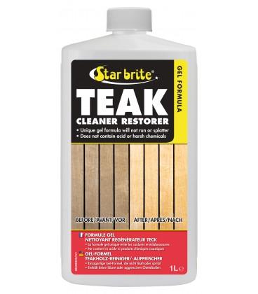 Starbrite Gel-Reiniger für Teak, 1 Liter