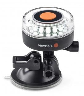 Navilight 360° weiss 2NM mit Saugnapf