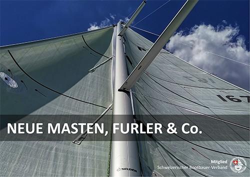 Neue Masten, Spieren & Co